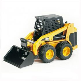 1/16 Caterpillar Skid Loader plastic