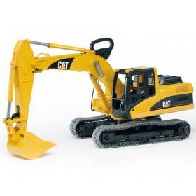 1/16 Caterpillar Excavator on track
