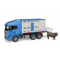 1/16 Scania R-Series Cattle Truck