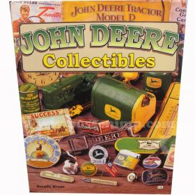 Book John Deere Collectibles by Brenda Kruse 2001