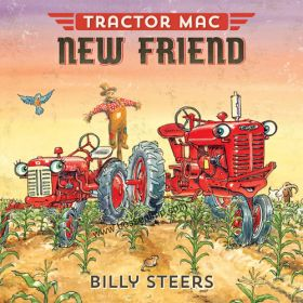 Book Tractor Mac New Friend