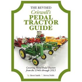 Book Criswell's Pedal Tractor Guide Revised
