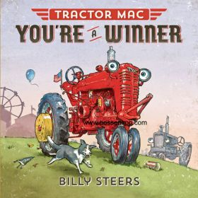 Book Tractor Mac You're a Winner