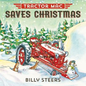 Book Tractor Mac Saves Christmas