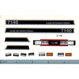 Decal 1/16 Case IH 7140 Set (early version)