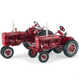 1/16 Farmall A & C NF Set '16 Red Power Round Up