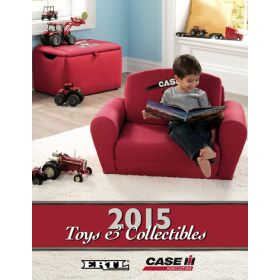 Case IH 2015 Ertl Large Catalog