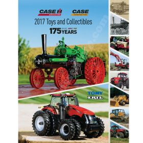 Case IH 2017 Ertl Large Catalog