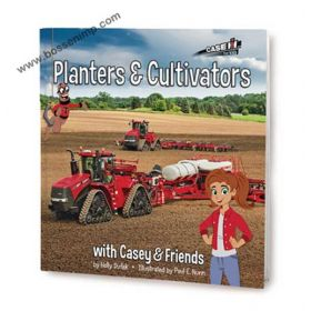 Book Casey & Friends Planters & Cultivators