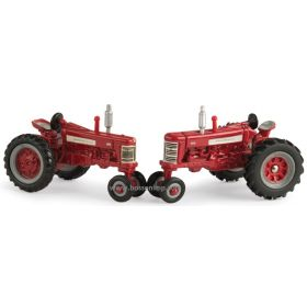 1/64 Farmall 350 - 450 NF 60th Anniversary Set