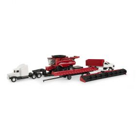 1/64 Case IH Harvesting Set