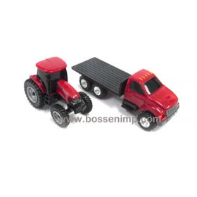 1/64 Case IH Truck with Magnum MFD tractor