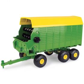 1/16 Big Farm John Deere Forage Wagon