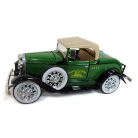 1/25 John Deere Ford Roadster Bank