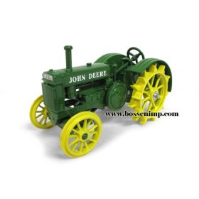 1/16 John Deere BR Unstyled on steel Collector Edition