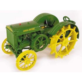 1/16 John Deere D unstyled on steel '98 Two Cylinder Expo