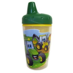 John Deere Insulated Sippy Cup 1 Pak