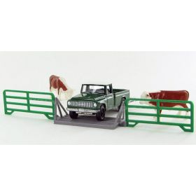 1/64 Cattle Guard & Panels
