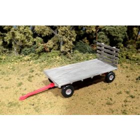1/64 Hay Bale Wagon Rack Kit