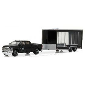 1/64 Dodge Ram 2500 Pickup 2016 with Display Trailer