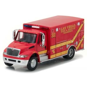 1/64 International Durastar 2013 Las Vegas Fire & Rescue