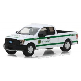 1/64 Ford Pickup F-150 2016 NY City Dept of Parks Series 4
