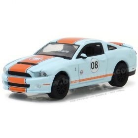 1/64 Ford Shelby 2012 Gulf Oil 2