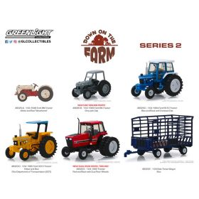 1/64 Down on the Farm Series 2 Set of 6