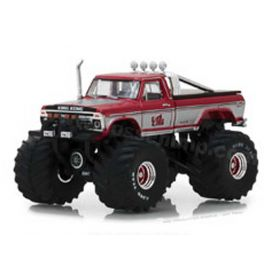1/64 Ford Pickup F-250 1975 king Kong Series 1
