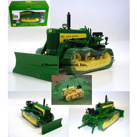 1/16 John Deere 430 with blade green '00 Plow City Show Edition