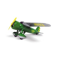 Airplane Bank Vega John Deere JD93