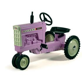 Oliver 1850 NF Purple Pedal Tractor
