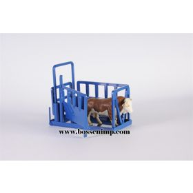 1/16 Cattle Squeeze Chute