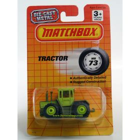 1/64 Matchbox (1800) 4WD tractor