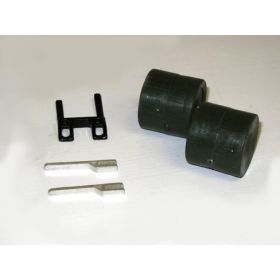 1/64 Bale Fork Single Bale Mover Set