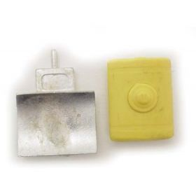 1/64 Front Mount Spray Tank Kit, Yellow Elliptic Fits most Tra