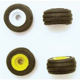 1/64 Flotation Tires & rims 14L-16