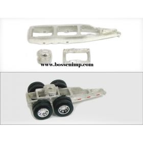 1/64 Dolly Tandem Axle Kit