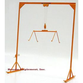 1/16 Minneapolis Moline Uni-System Hoist