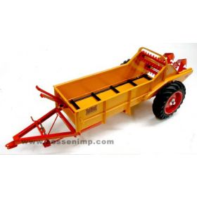 1/16 Minneapolis Moline Manure Spreader LS 300