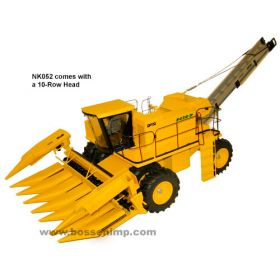 1/20 Oxbo Sweet Corn Picker 8420 w/Duals & 10 row head
