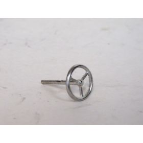 Part 1/16 Steering Wheel Metal 3/4 inch
