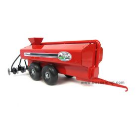 1/16 Manure Spreader Lil' Honey red