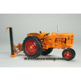1/16 Minneapolis Moline 445 NF Gas with Sickle Mower