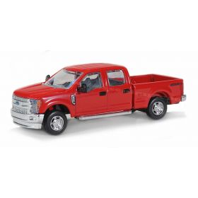1/64 Ford F-350 Pickup Super Duty red