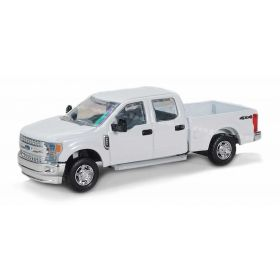 1/64 Ford F-350 Pickup Super Duty white