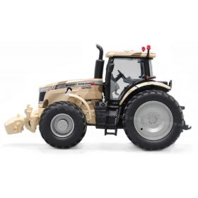 1/64 Massey Ferguson 8730 MFD with rear duals Desert Sand Camoflage