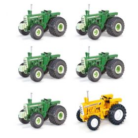 1/64 Oliver 1950 with Terra Tires Toy Tractor Times Case of 6