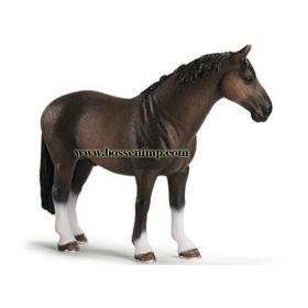 1/16 Horse Hanoverian Stallion