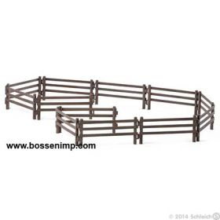 1/16 Fence Horse Paddocks